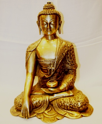 gautama buddha statue in brass brass buddha idol