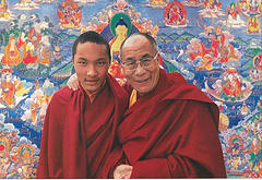 Dalai Lama,Amitabha Karmapa in Dharamshala !