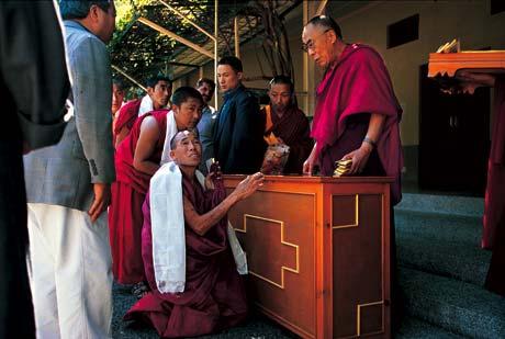 Dalai Lama Blessings