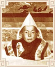 Child Dalai Lama 14