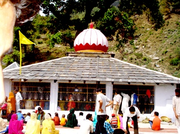 Baisakhi Feast, Indra-Nag Temple, Dharamsala