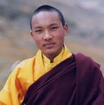 His Holiness Karmapa in Dharamsala