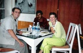 Norling in Dharamsala
