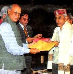 CM Himachal PK Dhumal