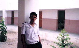Prakram in Marine University