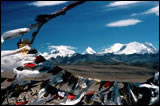 Dharamsala Tibetan Prayer Flags
