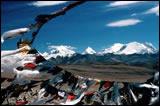 Dharamsala Tibetan Prayer Flags
