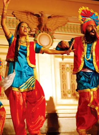 State Dances, Punjab