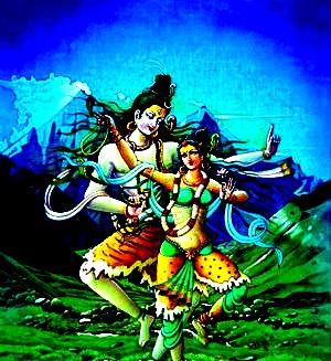 Shiva & Parvati 2010