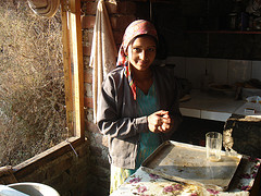 Tea with Locals in Dharamshala India