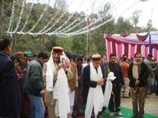 CM in Dharamsala