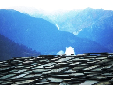 A Slate Roof of Dharamsala