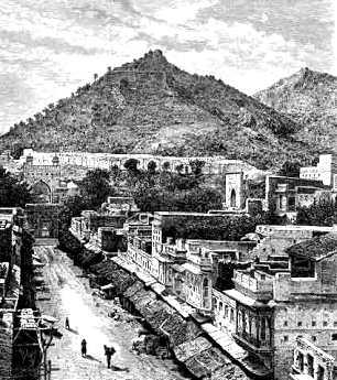Ajmer, Rajasthan, 1878