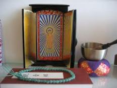 Tibetan Altar