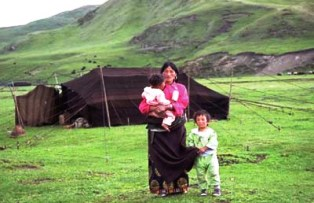 Women from Amdo Province