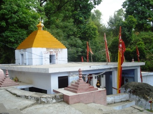 Anjani Temple in Dharamsala