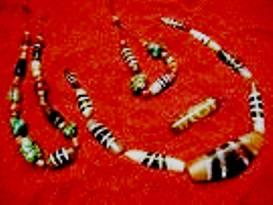 The Sacred Dzi Beads in Dharamsala