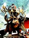 The Diety of Bhagsu Nag, Dharamsala