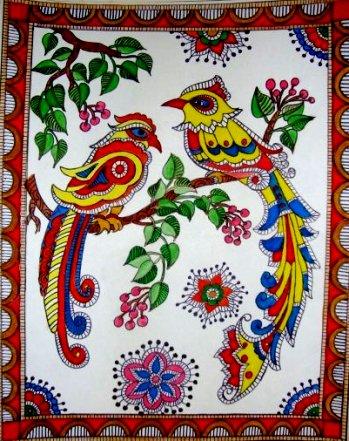 Bihar Art India