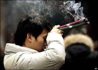 Buddhist Incense Sticks