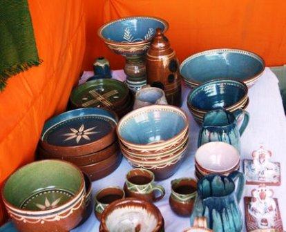 Ceramics Himachal, India