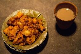 Tea and Snacks India