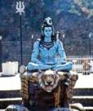 Meditation Shiva in Kangra
