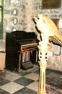 Inside Chapel of St. John's Church, Dharamsala