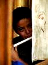 Tibetan Child Flute Player