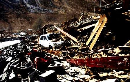 China Earthquake, 2010