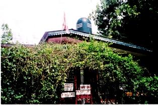 Shiva of Chinmaya Dharamsala