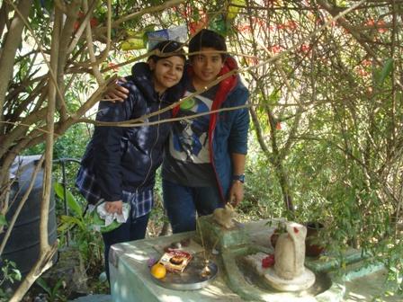 Chutki in dharamsala