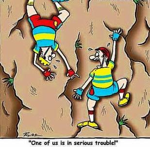 Dharamsala  Rock Climbing