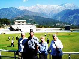 Cricket International, Dharamsala