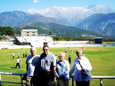 Cricket Himalaya Dharamsala