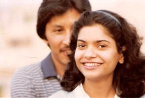 Sangeeta & Arvind