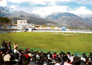 Cricket Stadium, Dharamsala