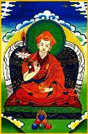 First Dalai Lama