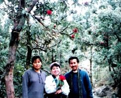 Flora trek in Dharamsala