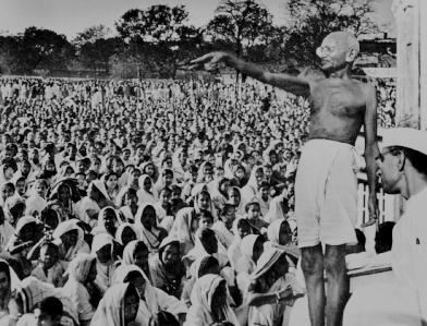 Gandhi Peace, Himalaya