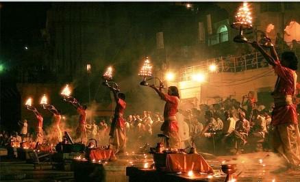 Ganga aarti, Haridwar