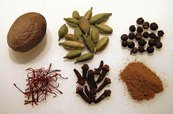 Indian Vedic Spices