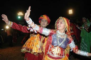 garba dance india