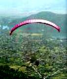 Para-Gliding in Dharamsala