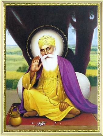 Guru Nanak Devji