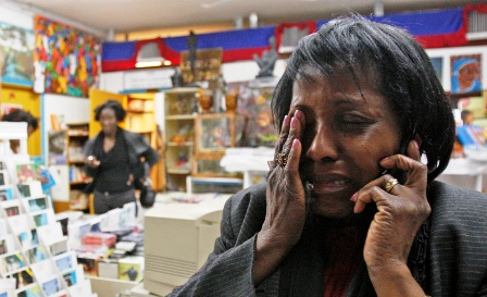Haiti Tragedy..2010