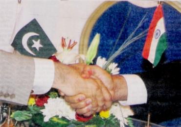 Peace India & Pakistan 2009