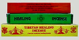 Healing Sticks in Dharamsala