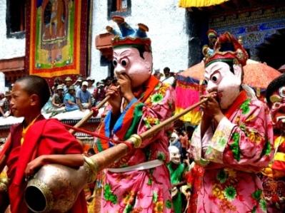 Hemis Festival, Ladakh India