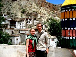 Guests in Hemis